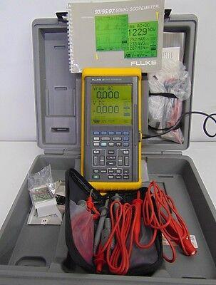 Fluke Networks 97 50mhz Scopemeter