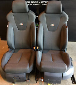 SEAT LEON FR MK2 05-12 CLOTH BUCKET SEATS