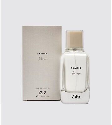 Zara Women Perfume Femme Intense 100ml ( Sealed)