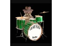 Drummer available!