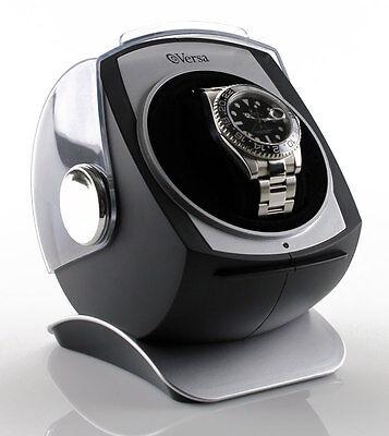 Versa Automatic Single Watch Winder - Black - OTS-G083-BLACK