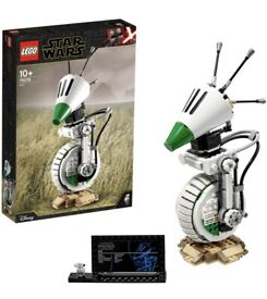 Lego Star Wars D-O Droid Collectable Model Building Set from The Rise of Skywalker