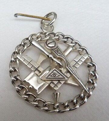 Silber freimaurerische Anhänger
