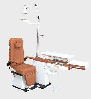 Refraction Ophthalmic Chair Unit Optometry Equipment Healthcare Lab Dental