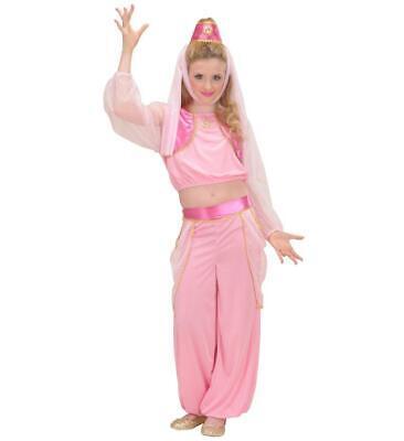 Genie in a Bottle Aladdin Girl 158cm Child Fancy Dress Costume](Genie Bottle Costume)