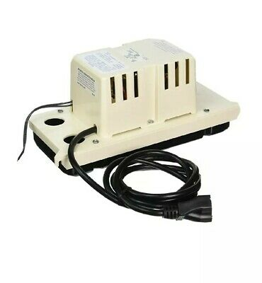 Little Giant Vcc-20uls Model 554210 Condensate Pump 230 Volts