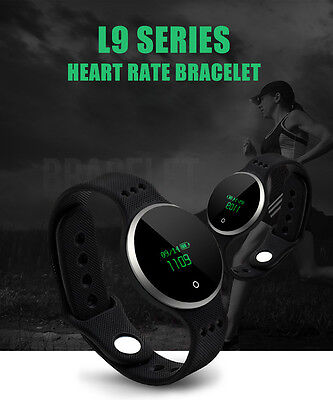 Sweatproof Bluetooth 4.0 Smart Qui vive for Bracelet Wrist Band for IOS iPhone Android