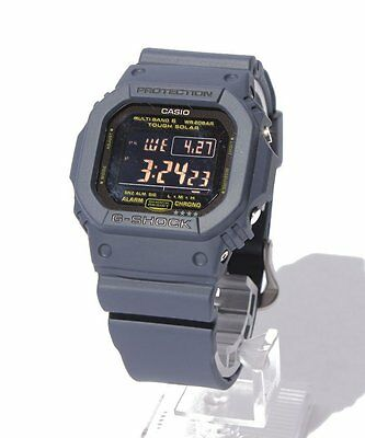 CASIO G-Shock Navy Blue GW-M5610NV-2JF Men