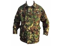 LARGE CAMO ARMY JACKET