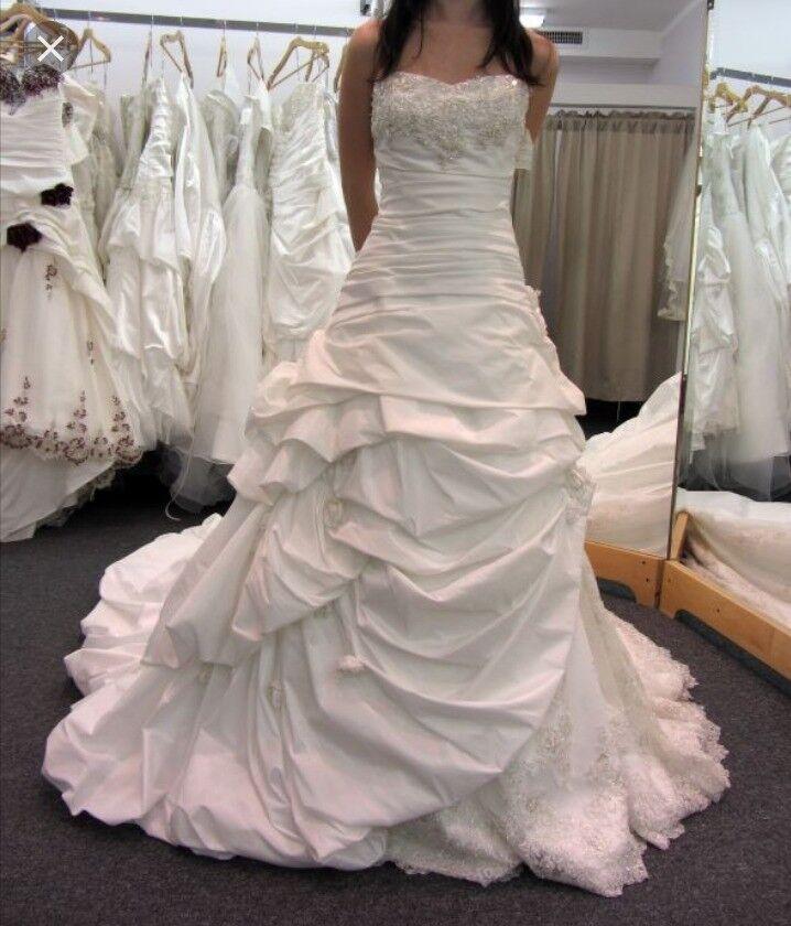 Maggie Sottero Sabelle Wedding Dress Size 10 12