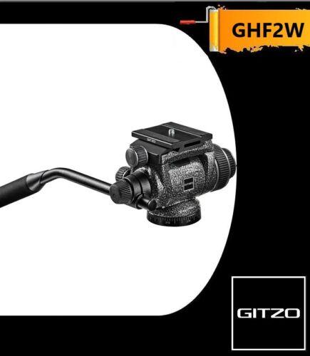 Gitzo GHF2W a 2-Way Fluid Head Mfr # GHF2W