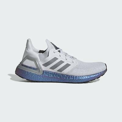 Adidas Ultraboost 20 ISS Dash Grey Blue Violet Met EG0755 UK 9.5