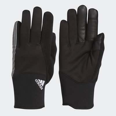 ADIDAS UNI WINTER FIELD PLAYER TRAINING CLIMAWARM GLOVES RUNNING Black. Adidas Field Players Gloves