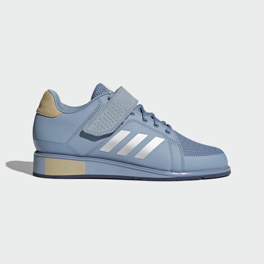 cheap for discount 6ef0f 3dcae adidas Power Perfect 3 Mens  Kids Pro Weightlifting Shoes Gym Trainers