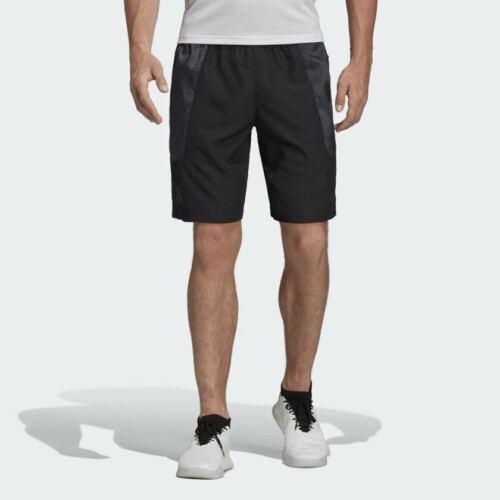 Adidas Men's Athletic Tan Wv Short-size Small-black-nwt