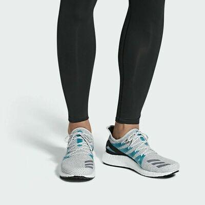New Men's Adidas SpeedFactory AM4LDN BOOST RUNNING Trainers Shoes GENUINE UK-8,5