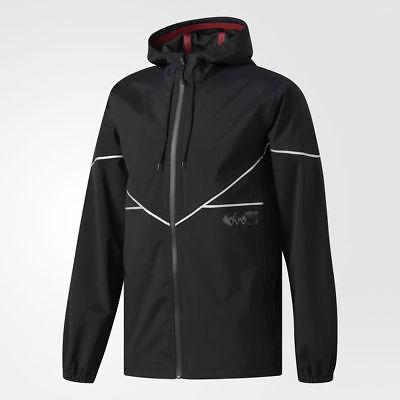 Three Layer Jacket - Adidas Three-Layer Premiere Jacket - Men's Large