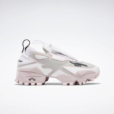 Reebok Experiment 4 Fury Trail Pyer Moss Grey/White/Lilac Size 10 On Hand!!!