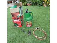 Cuprinol Fence Sprayer
