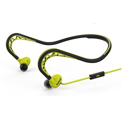 Best Neckband Sport Headset Hook Earphones Headphones Mobile Phone Running Mic  (Best Headphones For Mobile Phone)