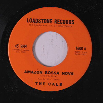 Cals  Amazon Bossa Nova    Another Plan For School  45  Mod Soul Jazz  Soul
