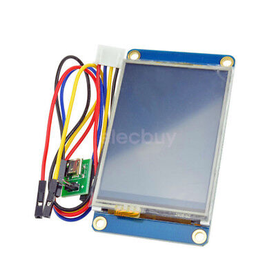 Nextion 3.5 Hmi Lcd Display Touch Screen For Arduino Raspberry Pi Mmdvm Hotspot