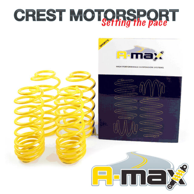 Vauxhall Vectra C 02- (1000kg+ Max Front Axle Load) A-Max 35mm Lowering Springs