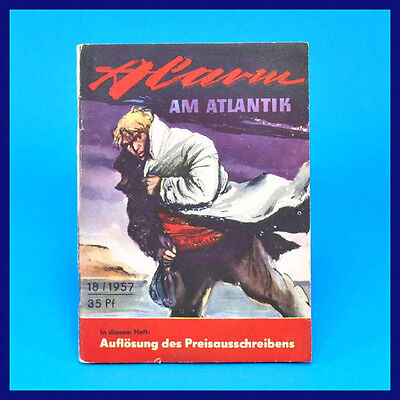 Kleine Jugendreihe Heft 18/1957 | Alarm am Atlantik | Miroslaw Zulawski - DDR