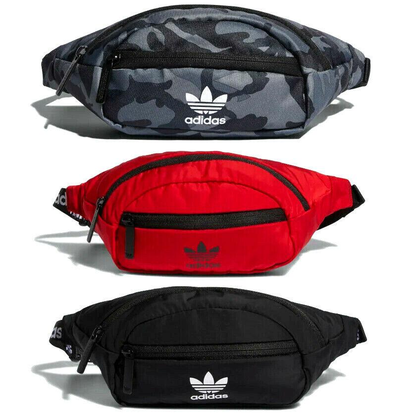 Adidas Originals National Waist Bag Fanny Pack Bum Belt Bag