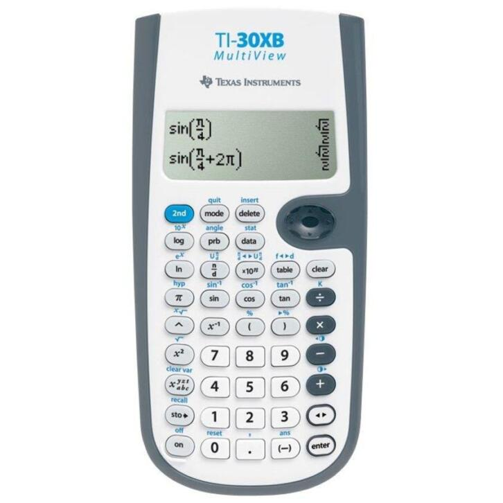 Texas Instruments TI-30XB MultiView rekenmachine