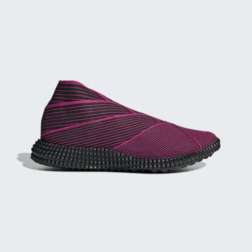 Adidas Nemeziz 19.1 Tr Mens Soccer Training Shoes Shock pink/Black F34729 7-11