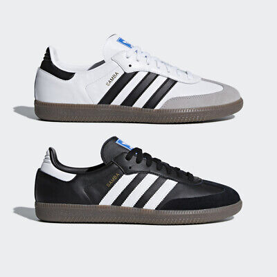 Mens Adidas Originals Samba OG Trainers - 2 Colours (TGF45) RRP £69.99