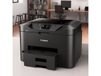 Canon Maxify MB2750 - Brand New Wifi Printer Scanner Fax - Apple AirPrint
