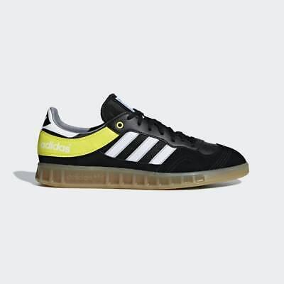 Adidas Handball Top Shoes Mens Black Yellow White B38029