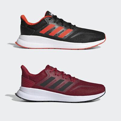 Mens Adidas Run Falcon Trainers - 2 Colours (CMF12) RRP £44.99