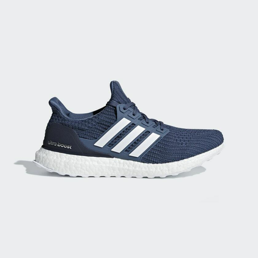NEW Adidas Ultraboost 4.0 Tech Ink Running Shoes For Men's  CM8113 Ultra Boost