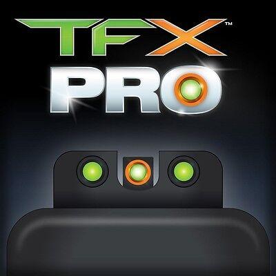 New 2017 Truglo Tfx Pro Tritium Sight Springfield Armory Xd Xds Xdm Tg13xd1pc