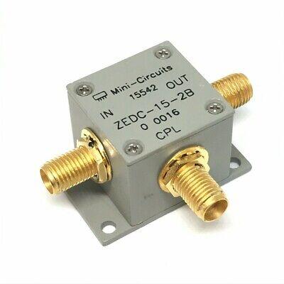 Zedc-15-2b Directional Coupler 1-1000mhz