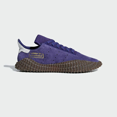 Adidas Originals Kamanda 01 Purple Energy Gum Men Lifestyle Sneakers New AQ1226 (Purple Gum)