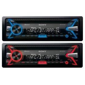 Sony MEX-N4100BT Bluetooth/CD/USB Car stereo