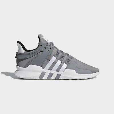 Mens Adidas EQT Support ADV Grey/White Trainers (TGF40) RRP £99.99