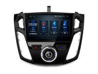 Ford Focus 9 inch Android Car Stereo Screen Navigation Multimedia Player BT USB Radio
