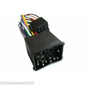 Rover-25-45-75-CD-Radio-Wiring-Loom-Harness-ISO-Adaptor