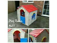 Children's Play House for Garden