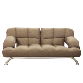 Rio double size sofabed on sale now grey and brown Homebush West Strathfield Area Preview