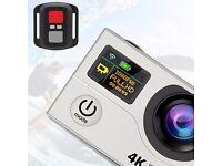 NEW BeHD Virtue 2 4K 30fps WiFi BeHD Ultra 2 WIFI, Silver