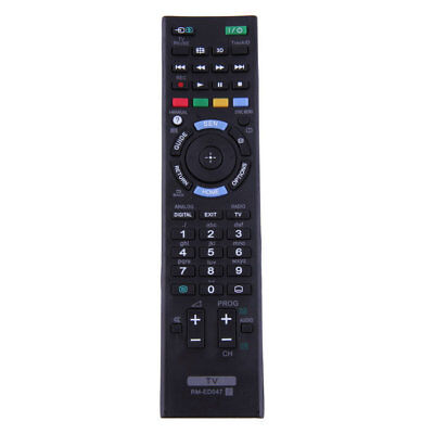 Replacement Remote Control for Sony TV KDL60R550A XBR-55HX929 KDL-40BX450