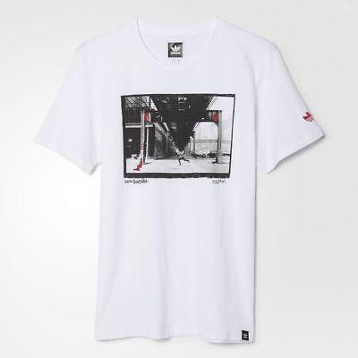 a2b266db207e16 Adidas Original GONZ TEE Photo Print Skateboaring MARK GONZALES Shirt~Men  sz 2XL