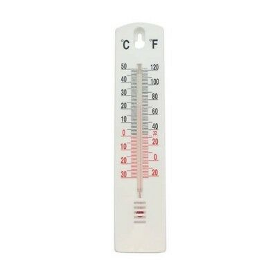 Task 279605 Indoor Outdoor Stick On Thermometer Home Greenhouse Conservatory