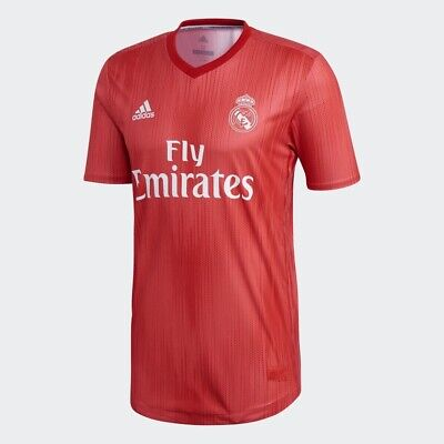b8b504239 Authentic Adidas Cristiano Ronaldo Real Madrid 18/19 Third Jersey DP5441  Size L